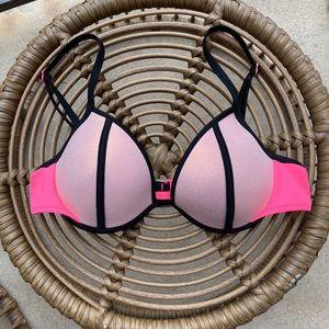 Victoria's Secret The Fabulous Underwire Swim Top
